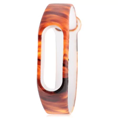 Fiery Thermoplastic Polyurethane Strap for Xiaomi Mi Band 2