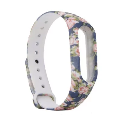 """Rose"" strap of thermoplastic polyurethane Xiaomi Mi Band 2"