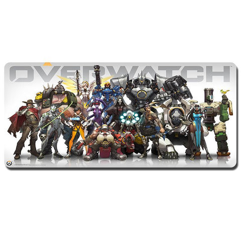 Overwatch  Gaming Mouse Pad 70x30 Cm