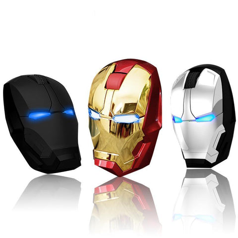 Iron Man Mouse Wireless