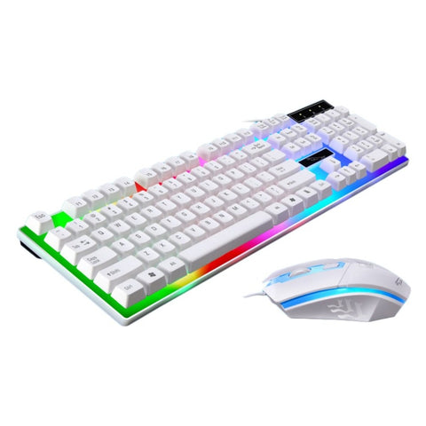 Game Luminous Mouse and Keyboard