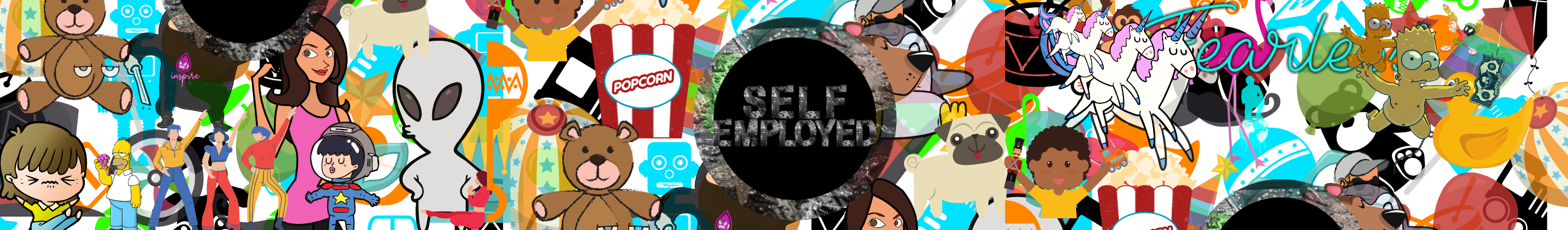 self employed banner