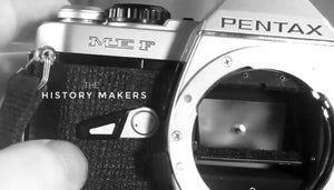 History Makers: Pentax MEF – An attempt at autofocus…1981