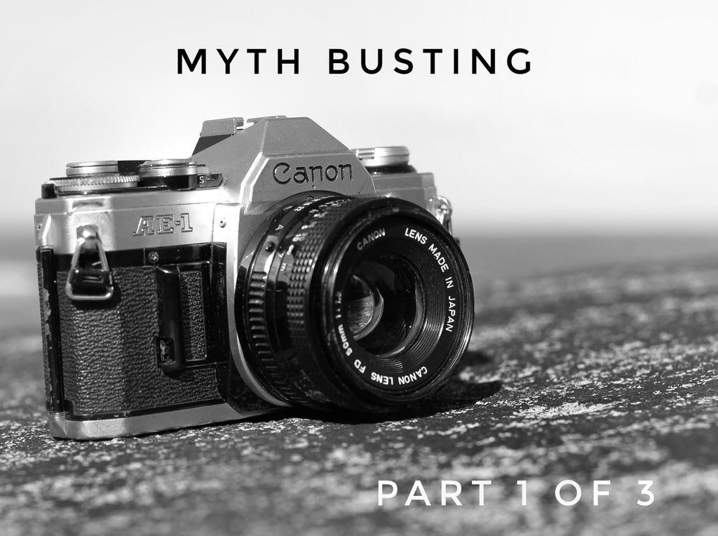 "What really are the ""Best Film Cameras for Beginners"" - Part 1"