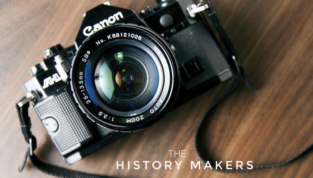 History Makers: Canon A1 – Automatic for the People…. 1978