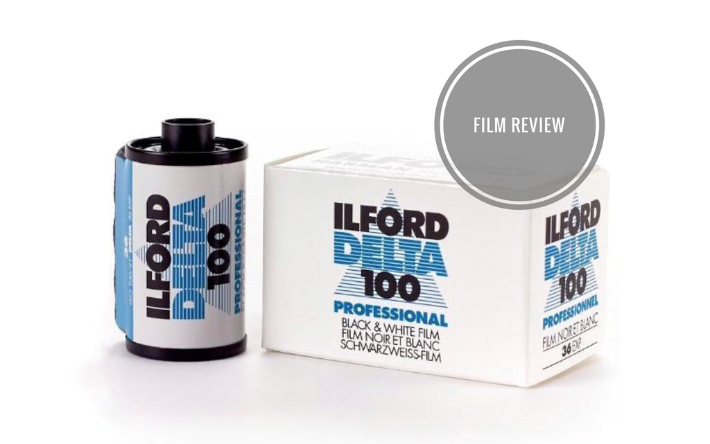 Film Review - Ilford Delta 100 on Lockdown