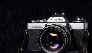 History Makers: Minolta XD – Giving You a Choice…..1977
