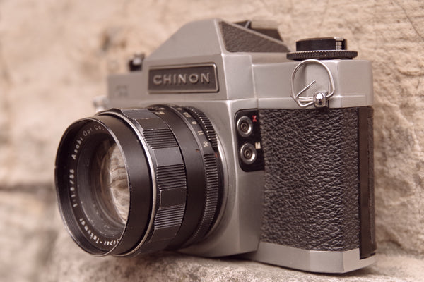 Stylish film camera