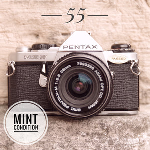 #55 - Pentax ME Super + Pentax 28mm