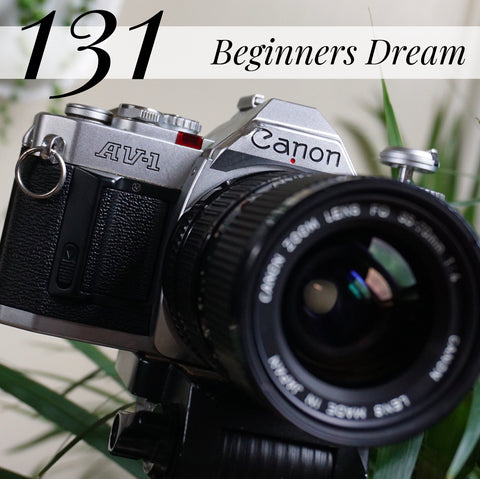 #131 - Canon AV1 + Canon 35-70mm Zoom