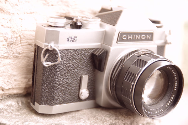 Chinon film camera
