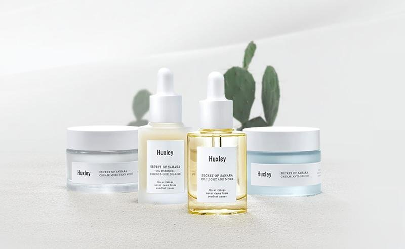 Introducing HUXLEY | BESTSKINWITHIN