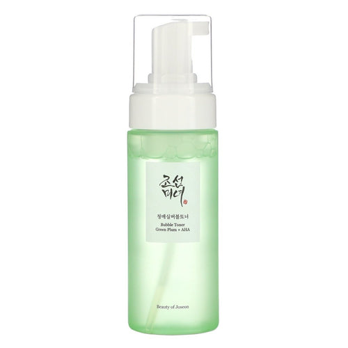 BEAUTY OF JOSEON Bubble Toner - Green Plum + AHA - BESTSKINWITHIN