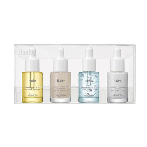 HUXLEY ESSENCE DELUXE SET - BESTSKINWITHIN