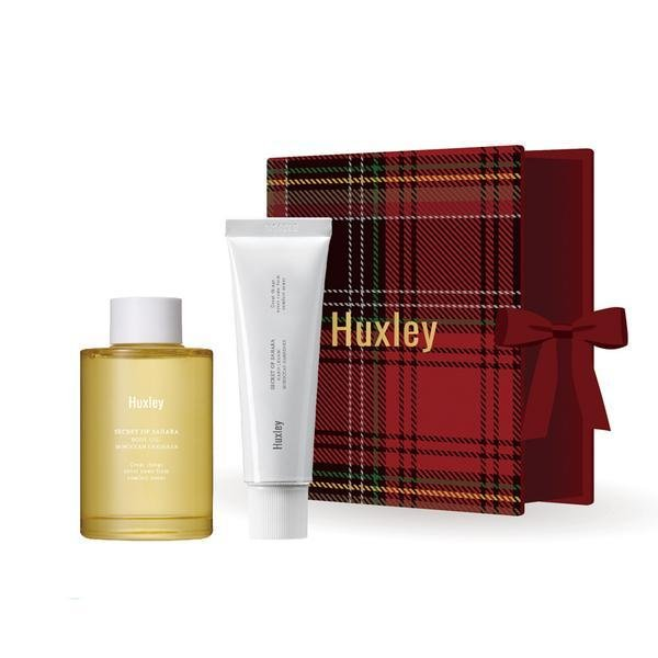HUXLEY LIMITED EDITION HAND AND BODY CHRISTMAS SET - BESTSKINWITHIN
