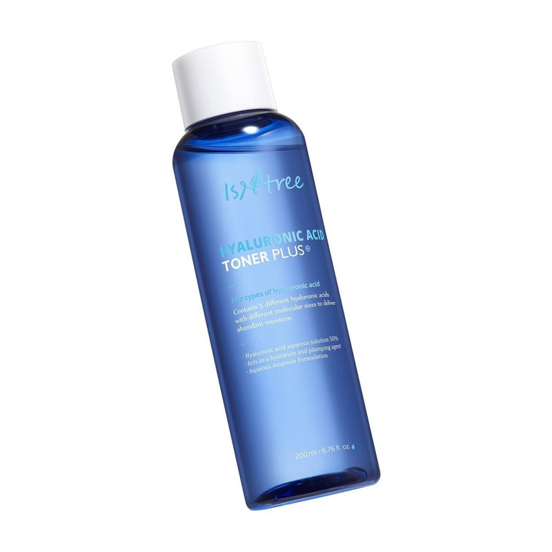 ISNTREE HYALURONIC ACID TONER PLUS - BESTSKINWITHIN