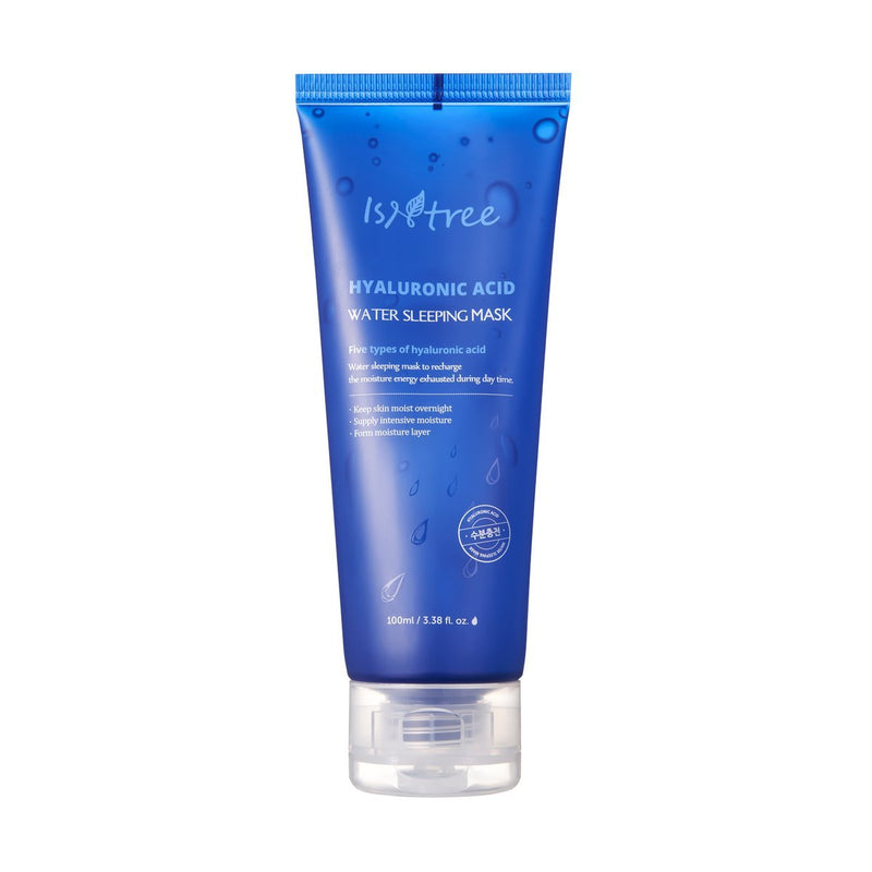 ISNTREE HYALURONIC ACID WATER SLEEPING MASK - BESTSKINWITHIN