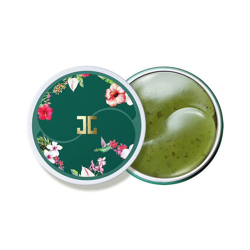 JAYJUN GREEN TEA EYE GEL PATCH 60 sheets - BESTSKINWITHIN