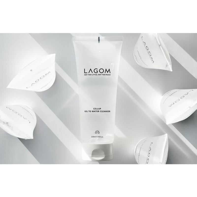 LAGOM CELLUP GEL TO WATER CLEANSER - BESTSKINWITHIN
