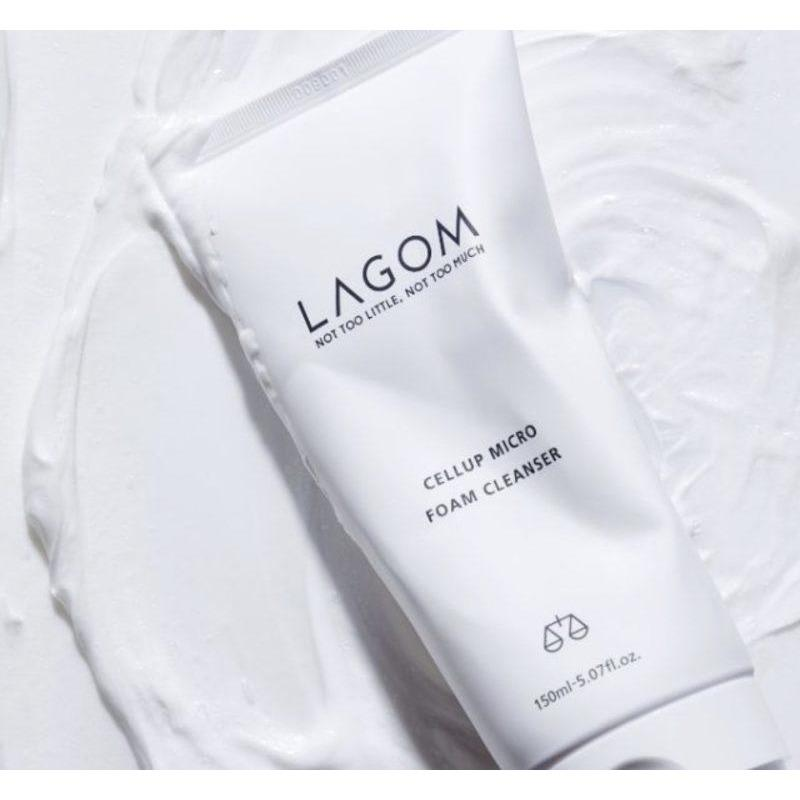 LAGOM CELLUP MICRO FOAM CLEANSER - BESTSKINWITHIN
