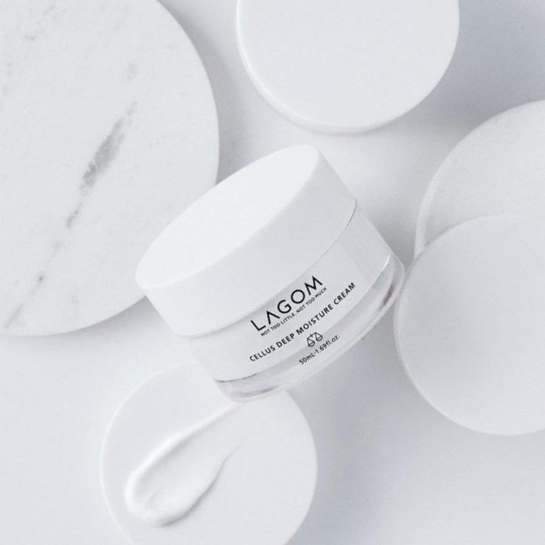 LAGOM CELLUS DEEP MOISTURE CREAM - BESTSKINWITHIN