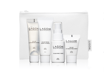LAGOM ESSENTIALS MINI TRAVEL KIT - BESTSKINWITHIN