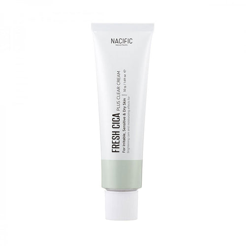 NACIFIC FRESH CICA PLUS CLEAR CREAM - BESTSKINWITHIN