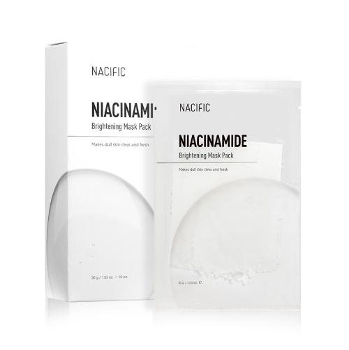 NACIFIC Niacinamide Brightening Mask Pack 30g - BESTSKINWITHIN