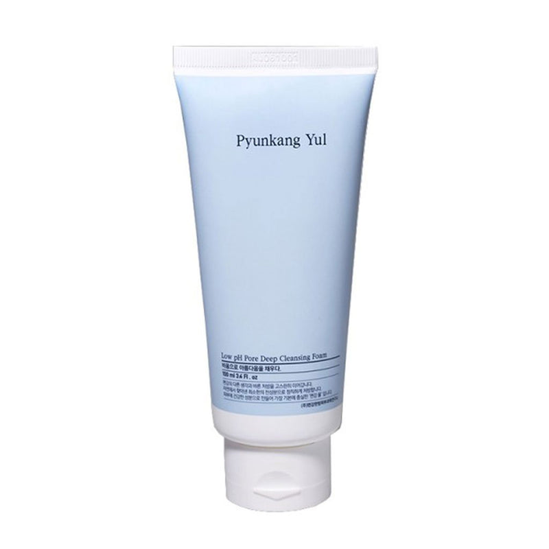 PYUNKANG YUL Low pH Pore Deep Cleansing Foam - BESTSKINWITHIN
