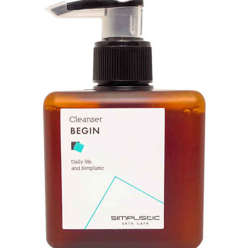 SIMPLISTIC - BEGIN CLEANSER - BESTSKINWITHIN