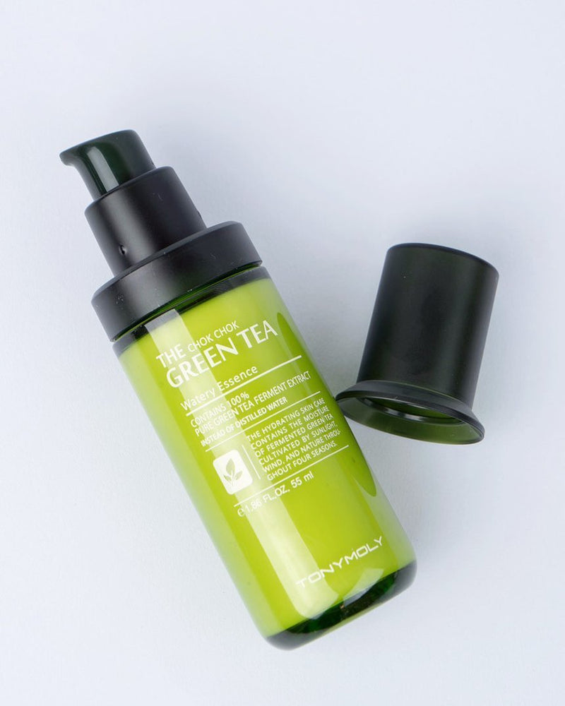 TONY MOLY Chok Chok Green Tea Watery Essence - BESTSKINWITHIN