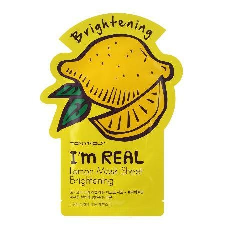 TONY MOLY I'm Real Sheet Masks - BESTSKINWITHIN