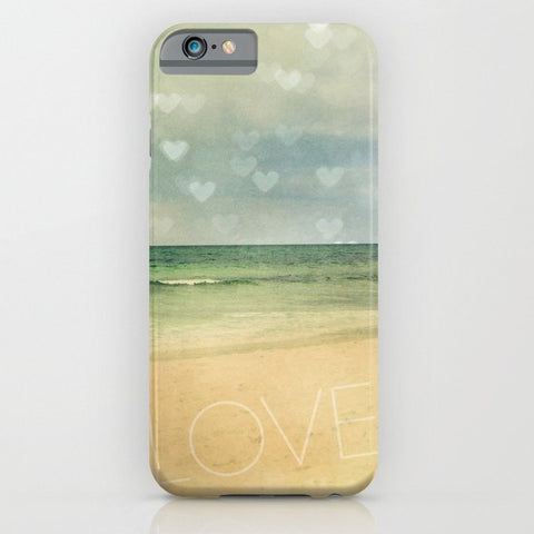 スマホケース Beach Love by Erin Johnson