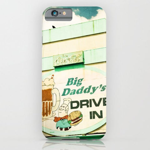 スマホケース Big Daddy's drive in by Sylvia Cook Photography