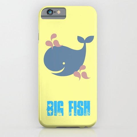 スマホケース Big Fish by Sreetama Ray