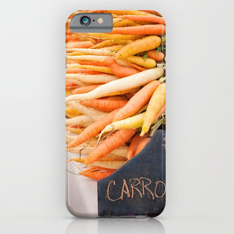 スマホケース carrots by shannonblue