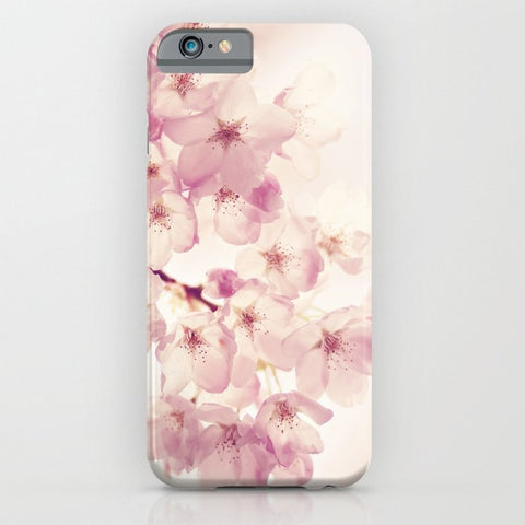 スマホケース cherry blossoms by Sylvia Cook Photography