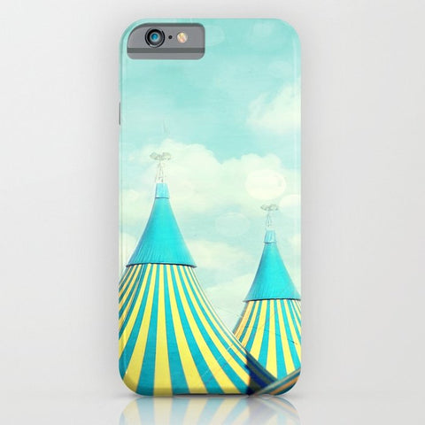 スマホケース circus tent 2 by Sylvia Cook Photography