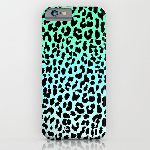 スマホケース Cool Leopard by M Studio
