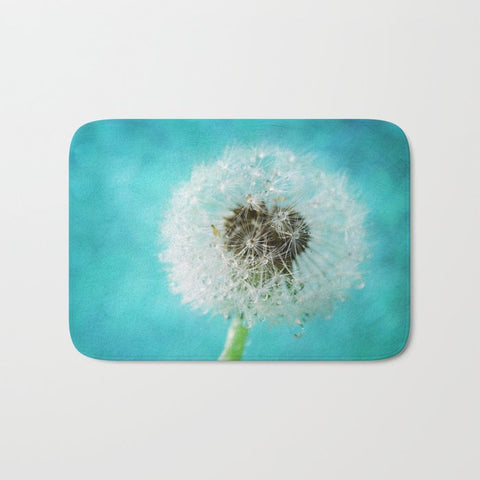バスマット dandelion-one by Sylvia Cook Photography