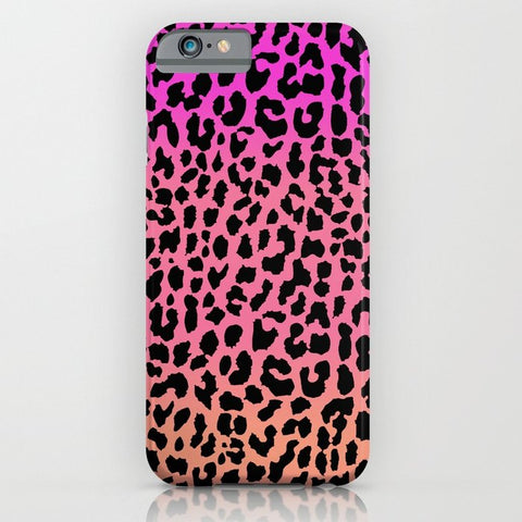 スマホケース Hot Leopard by M Studio