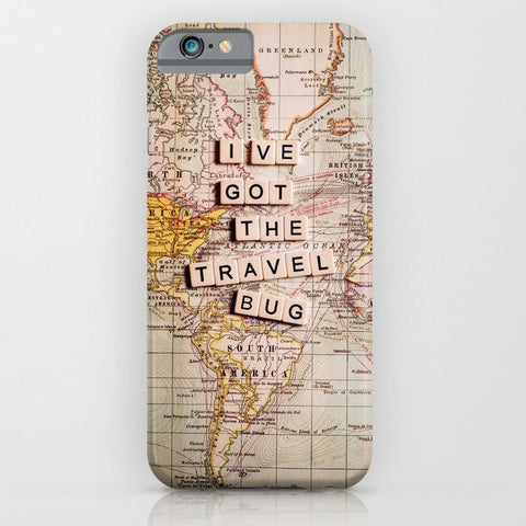 スマホケース I've got the travel bug by Sylvia Cook Photography