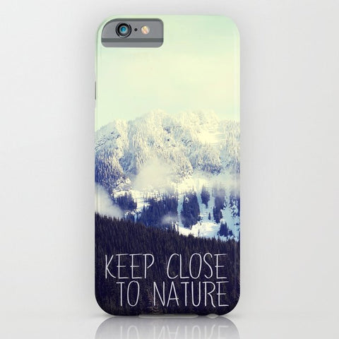 スマホケース keep close to nature by Sylvia Cook Photography