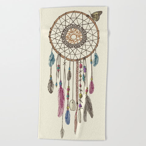 タオル Lakota (Dream Catcher) by Rachel Caldwell