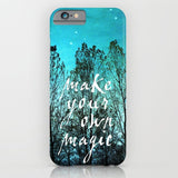 スマホケース make your own magic by Sylvia Cook Photography