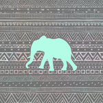 掛け布団カバー Mint Elephant by Sunkissed Laughter