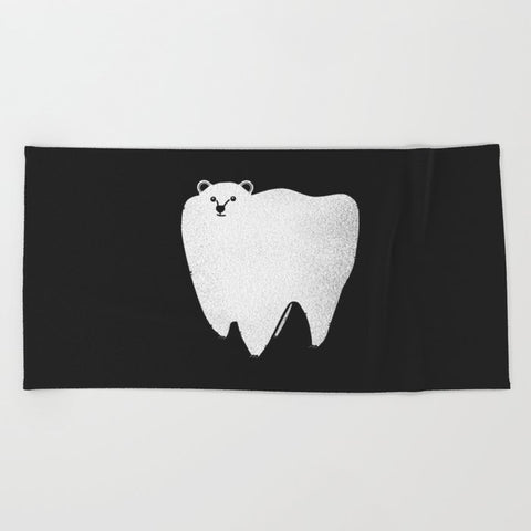 タオル Molar Bear by Zach Terrell