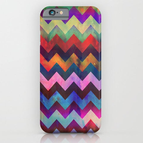 スマホケース Montauk Chevron by Schatzi Brown