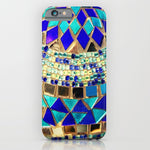 スマホケース mosaic and beads [photograph] by Sylvia Cook Photography