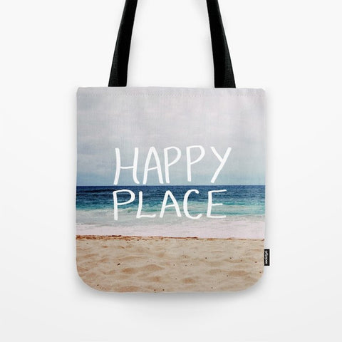 トートバッグ My Happy Place (Beach) by Leah Flores